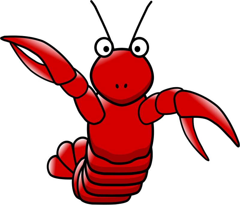 Confused Lobster